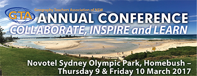 GTA NSW Annual  Conference 2017