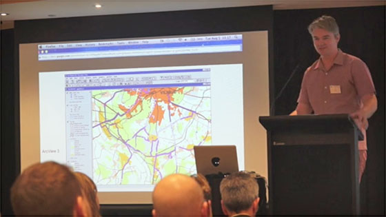 GTA Conference 2014 - Session 2: Mick Law (Contour Education) Using ICT in geographical education