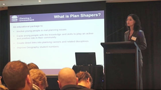 GTA Conference 2014 - Session 3: Evelyn Ivinson (NSW Department of Planning and Environment)